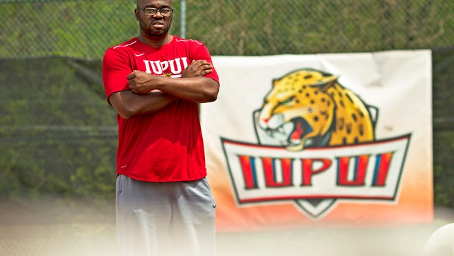 Brown Deer graduate Brandon Currie has spent the past 13 seasons as the men's tennis coach at IUPUI. He'll return to Brown Deer Friday for an exhibition match against James Blake.