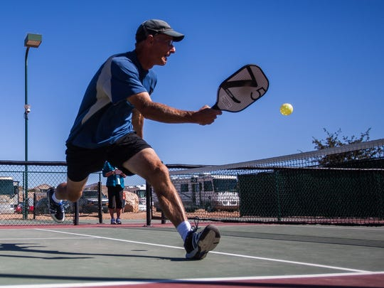 St. George's popular pickleball courts are set to reopen after being shuttered as part of the city's response to the coronavirus pandemic.