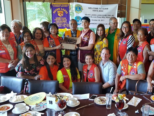 Donation of New Eyeglasses for Children: Guam Harmony