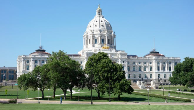 The 2018 legislative session opens Tuesday in St. Paul.