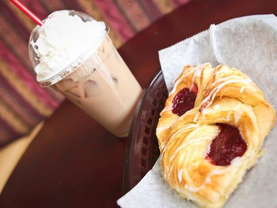 Sugar and Spice Coffee and Tea   Satisfy multiple comfort-food