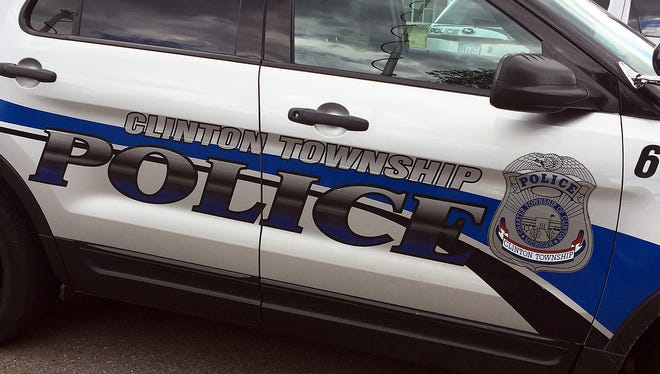 Clinton Township police car