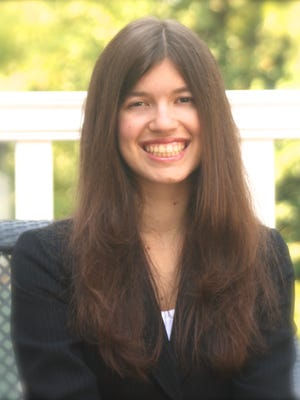Nori Horvitz, 18, started her own company as a high school junior to help promote literacy and to give back to the community. UBUbiz hosts its second Bookitcon on Sunday at the Moorestown Community House.