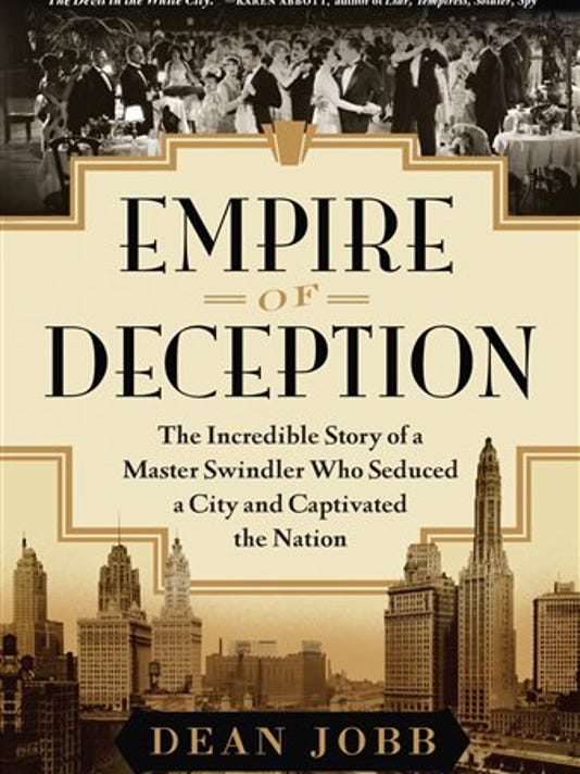 Book Review Empire of Deception