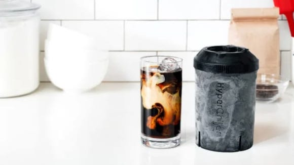 You can use this cup for anything from coffee to wine.