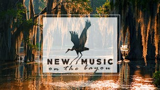 New Music on the Bayou Festival will be June 1-4.