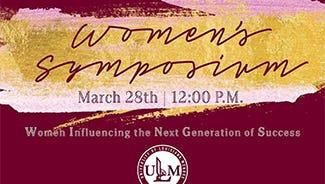 ULM Women's Symposium