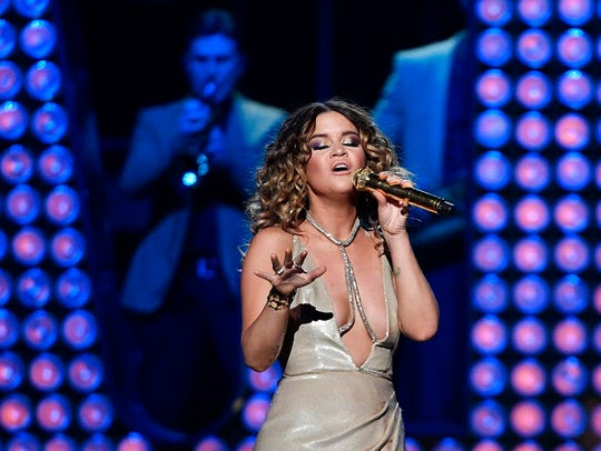 Country USA in Oshkosh had several female artists, including headliner Maren Morris, in June, but struggled to find female-fronted bands available in the market and in its price range for sister festival Rock USA this month, said festival organizer Derek Liebhauser.