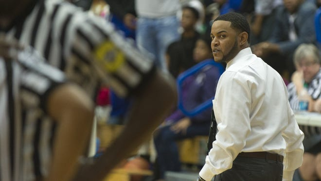FILE – Crispus Attucks coach Phillip Washington was removed from his position on Friday.