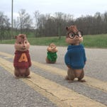 Expect hijinks galore as Alvin, Simon and Theodore hit the road in a new Chipmunks sequel.