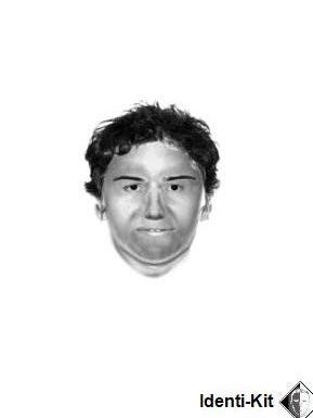 UA Police released this sketch of a suspect in gunshots fired on the UA campus Wednesday night.