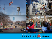How can we welcome new Iowans?