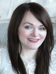 Chattanooga author Natalie Lloyd