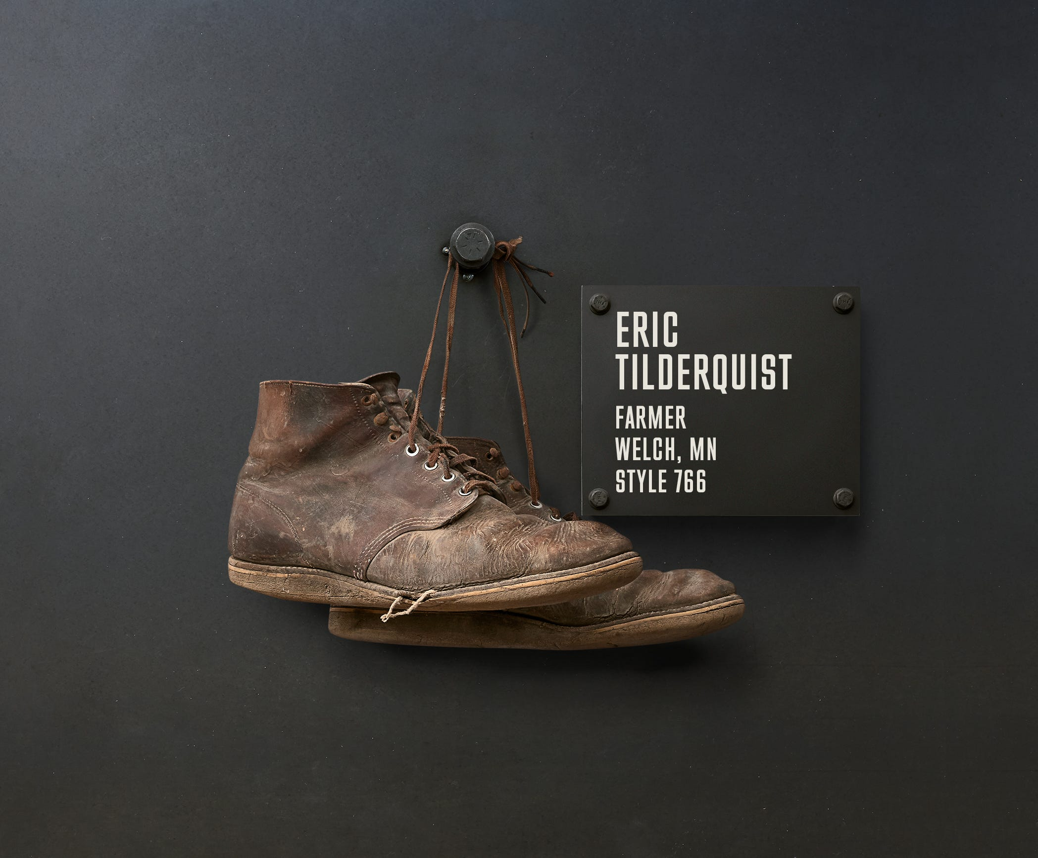 work boots featured on Red Wing Shoe