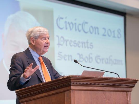 CivicCon Bob Graham