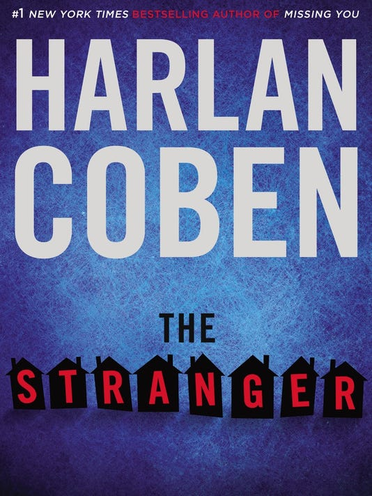Book Review The Stranger