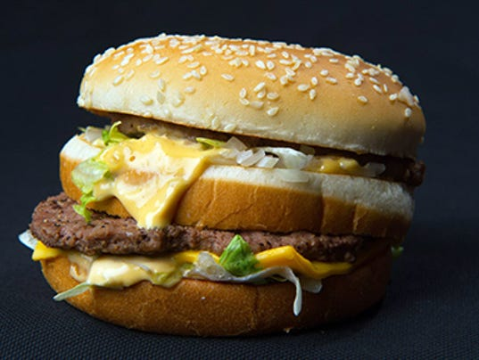 Big Mac introduced