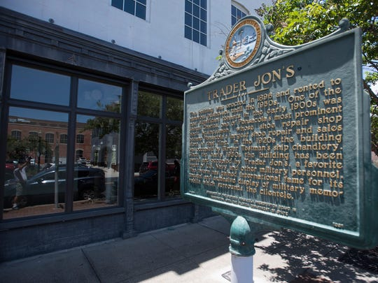 Quint and Rishy Studer have purchased the historic Trader Jon's building and its associated event business, 5eleven Palafox Event Hosting.