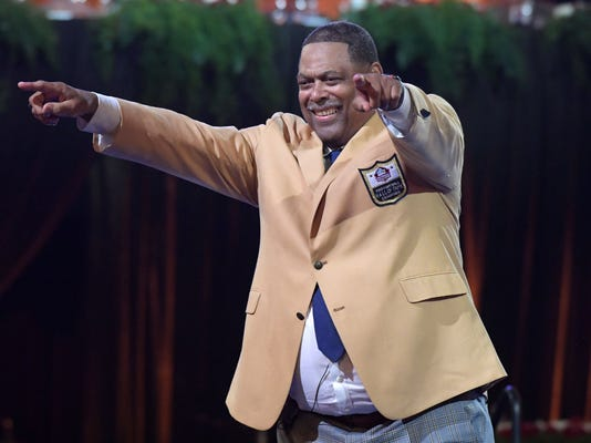 NFL: Pro Football Hall of Fame-Enshrinees' Gold Jacket Dinner