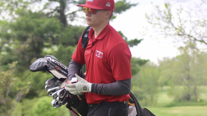 Harrisburg senior Cameron McClure has loved the sport of golf from a young age, and he plans to compete on the Truman State club team while he begins to pursue a doctorate degree in optometry.