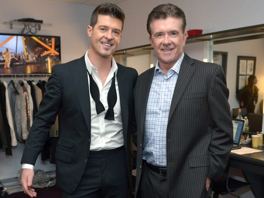 Alan Thicke, who had a successful career as an actor