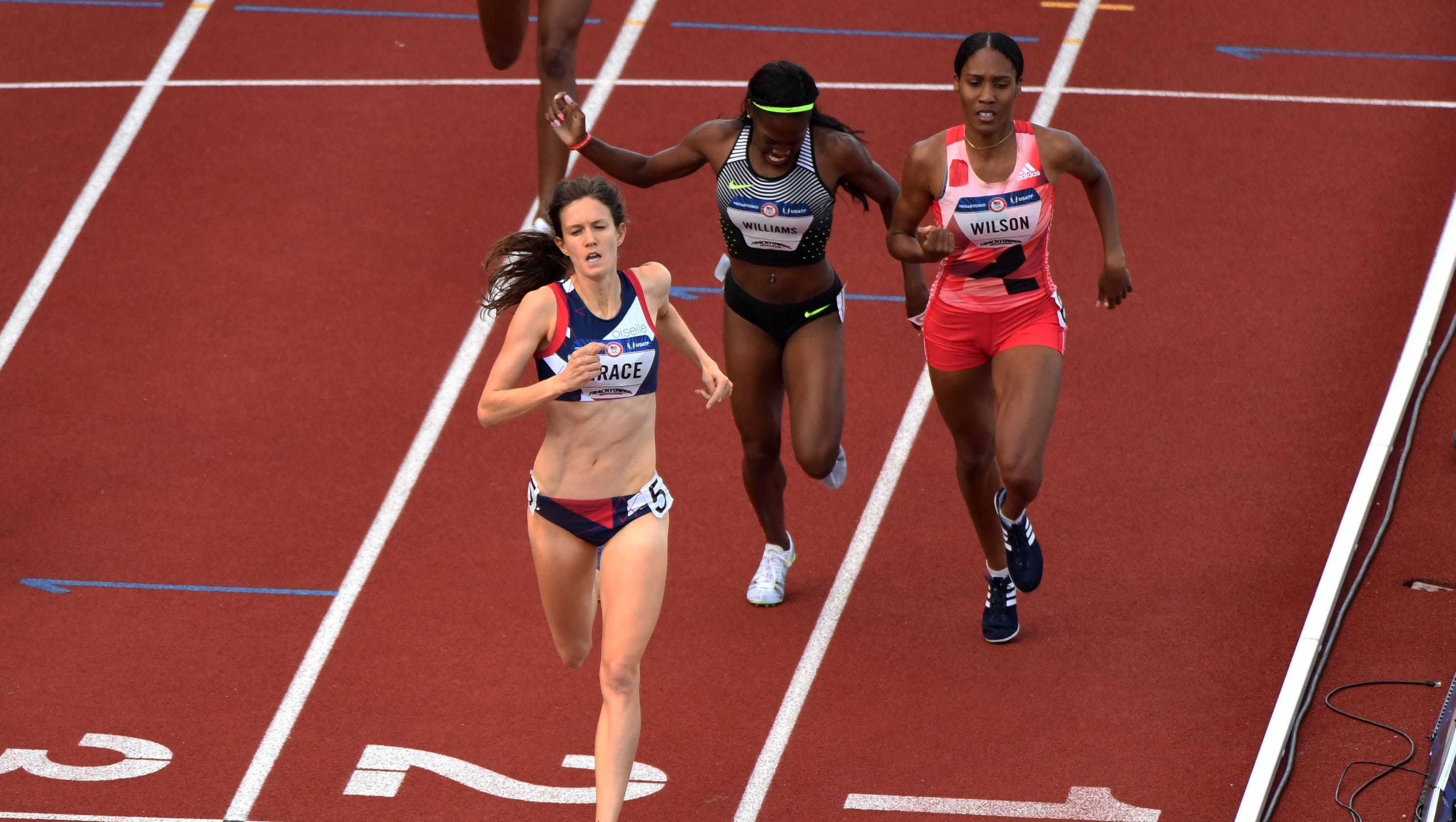 Usa amateur track and field
