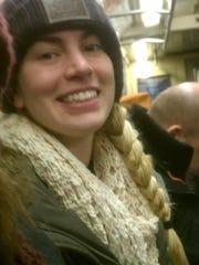 Binghamton University student Haley Anderson was 21