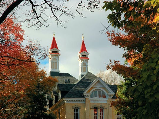 The Village at Grand Traverse Commons plays host to Traverse City's annual Harvest Festivus