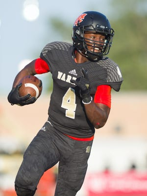 Warren Central's David Bell is one of the area's most explosive playmakers.