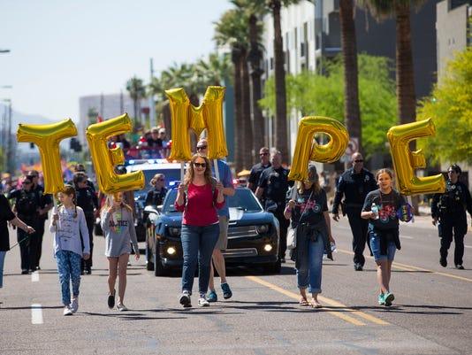 Phoenix Pride Festival Parade
