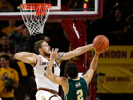 ASU Men's Basketball vs. Sacramento State