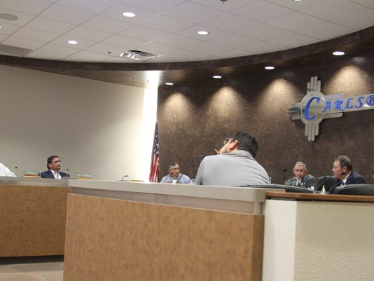 City Council Approves Service Agreement With Eddy County