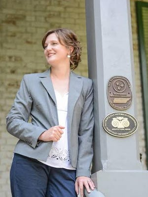 Rebecca Price founded Chick History in 2015 to put a spotlight on women's history.