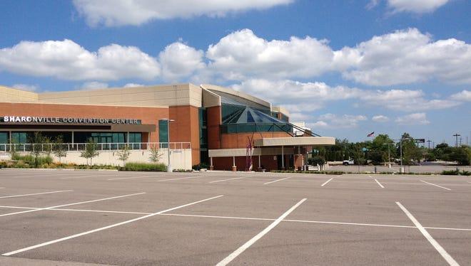Sharonville Convention Center.