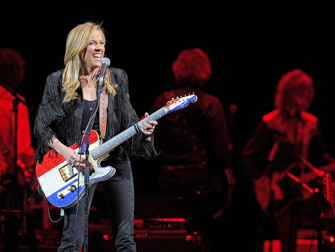 Sheryl Crow will perform Monday at the Fourth of July