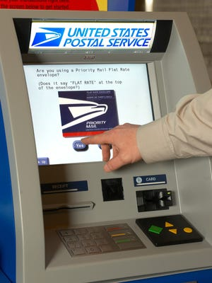 Starting April 10, it will cost 2 cents less to mail a letter because of a reduction in postage costs.