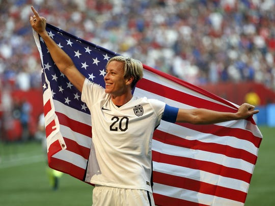 Olympic soccer star Abby Wambach will be part of the first ANA Inspiring Women in Sports Conference, set for March 29.