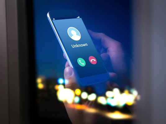 There's a dramatic increase in robocalls this holiday; watch out for scammers posing as charities