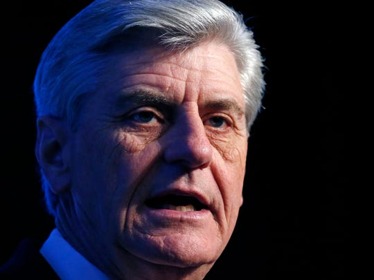 Mississippi Republican Gov. Phil Bryant