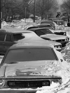 Blizzard of 1978: 40+ years ago in Muncie, blizzard ...  Muncie Snow