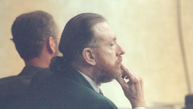 Steve Langon in court in June 1992.