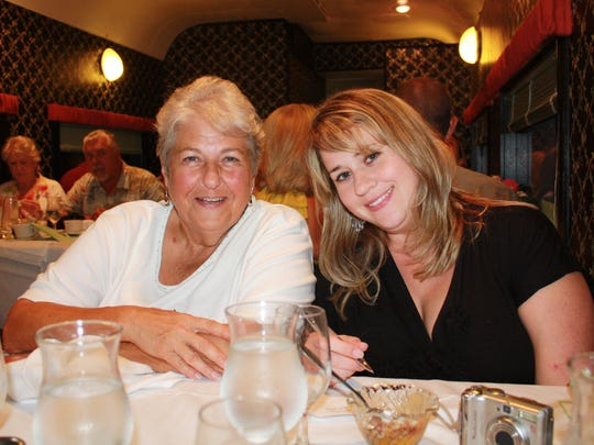 Kathleen O'Callaghan with her mother Margaret. O'Callaghan, 34, of Naples, was killed Dec. 30, 2011 as a passenger in a truck-car crash in Hardee County. Her friend and driver Jennifer E. Jenkins, 35, of Naples, was also killed.