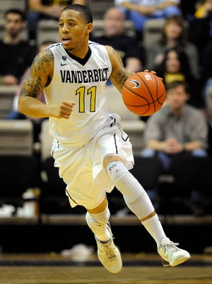 Former Vanderbilt guard Kyle Fuller is writing a book about the darker side of college athletics.