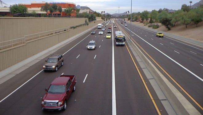 Congested streets cost drivers money by wasting time and fuel, and 41 percent of Arizona's major urban highways are congested, according to the American Society of Civil Engineers.