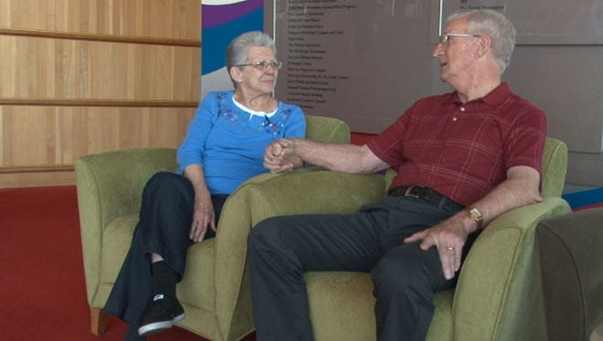 Tempe resident Don Walker has been caring for Sara, his wife of 60 years, since she was diagnosed with Alzheimer's disease seven years ago.