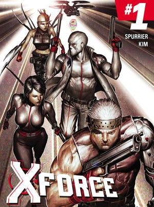 A deadly group of superhuman agents works covertly to keep mutantkind safe in 'X-Force.'