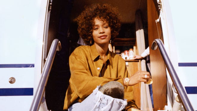 "Whitney Houston fast rise to fame is explored in ""Whitney."""