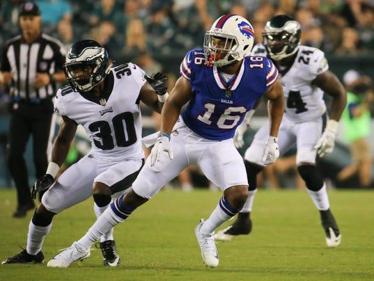 Sports: Eagles v Bills
