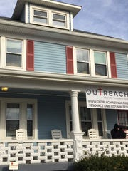 Outreach Indiana welcomes homeless teens and young adults at its East New York Street facility. The nonprofit is building a new center a few blocks west of the current home.