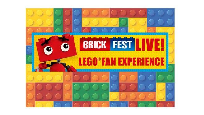 Brick Fest Live! logo